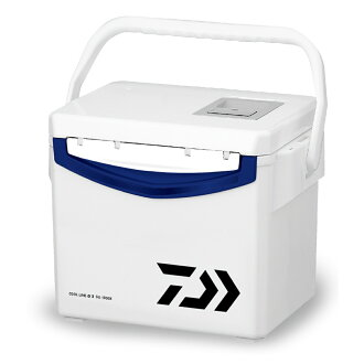 Daiwa cool line αII GU 1000X blue air conditioner box