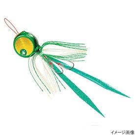 シマノ 【訳あり売り尽し50%OFF】炎月 フラットバクバク EJ-710R 100g 002 グリーンG