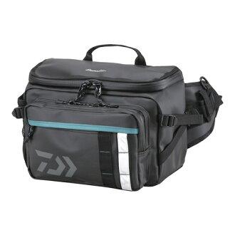 Daiwa (Daiwa) EM T waist bag (A) black