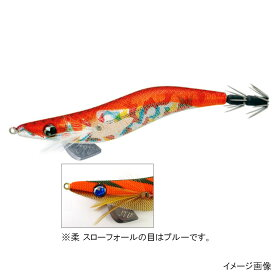 【現品限り】墨族 柔 スローフォール 3.5号 VE-77S J05 トロピカルオレンジ【ゆうパケット】