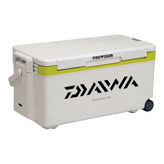 다이와(Daiwa) 프로 바이저 트렁크 GU-3500 옐로우 쿨러 박스