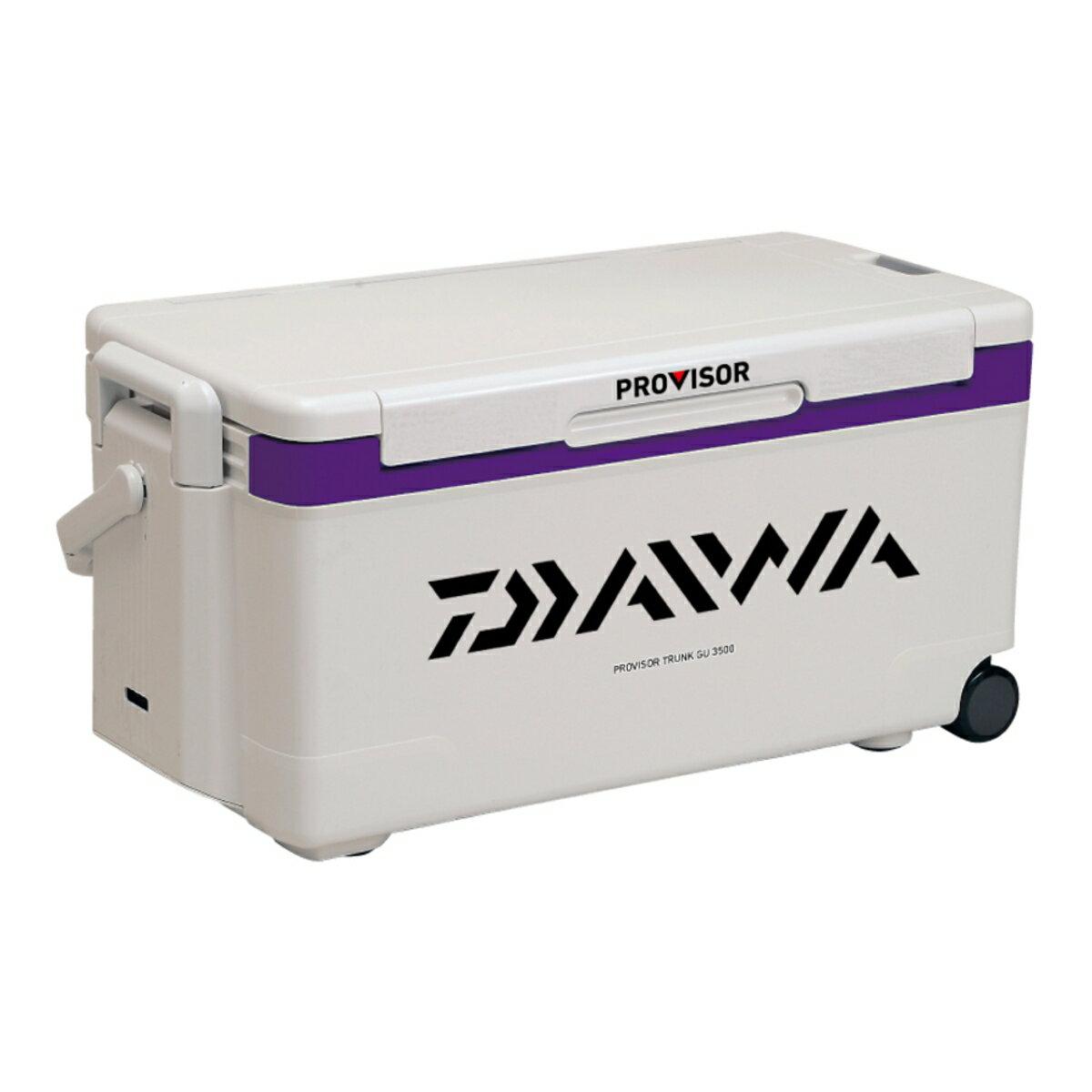 ダイワ プロバイザートランク GU-3500 パープル クーラーボックス【6co01】