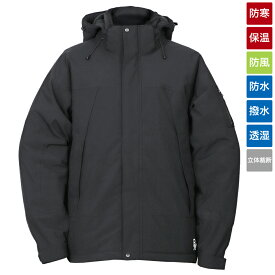 タカミヤ REAL METHOD 防水ウィンターダウンジャケット S ブラック