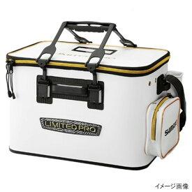 【12/5 最大P50倍!】シマノ フィッシュバッカン LIMITED PRO(ハードタイプ) BK-121R 45cm リミテッドホワイト