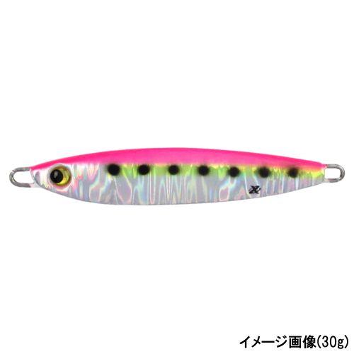 下田漁具 ゼスタ アフターバーナー フルアームド 20g 34PIW(ピンクイワシ)【ゆうパケット】