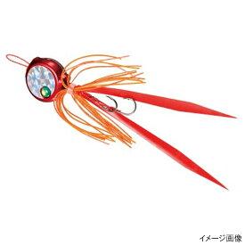 【現品限り】【売り尽くし】シマノ 【訳あり売り尽し50%OFF】炎月 フラットバクバク EJ-712R 120g 02J フラッシュレッド