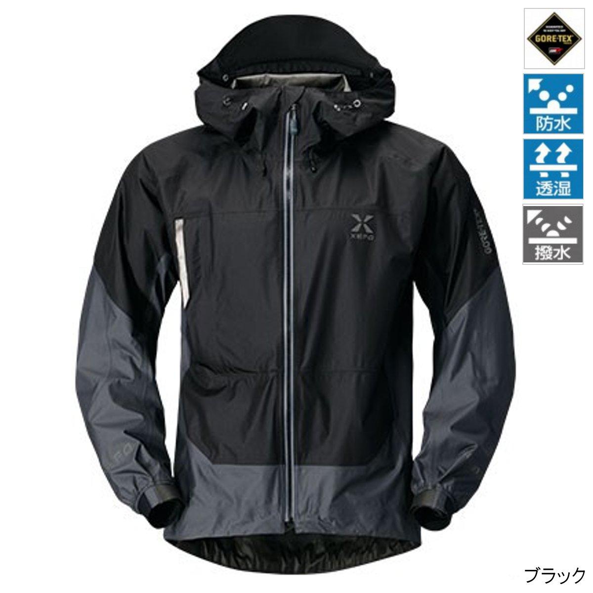 シマノ XEFO GORE-TEX AERIOUS Jacket RA-22JQ XL ブラック