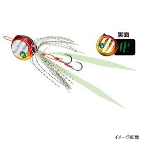 【現品限り】【売り尽くし】シマノ 【訳あり売り尽し50%OFF】炎月 フラットバクバク EJ-712R 120g 11J アカキンゼブラフォール