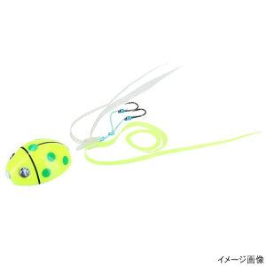 【12/1 最大P44倍!】ダイワ 紅牙 ベイラバーフリーα 中井レディバグ セット 120g DTレモン