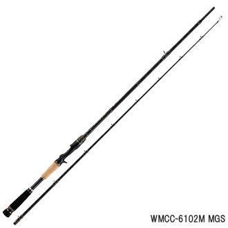 Abu Garcia (Abu Garcia) World Monster WMCC-6102 M MGS