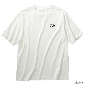 【8月25日エントリーで最大P36倍!】ダイワ ショートスリーブビッグシルエットTシャツ DE-84009 L ホワイト