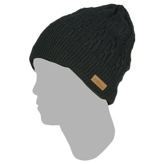 Takamiya REALMETHOD face mask in knit cap free black