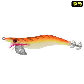 タカミヤ エギボンバー 3.0号 夜光 オレンジ【re1604c03】【ゆうパケット】