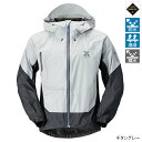 シマノ(SHIMANO) XEFO GORE-TEX AERIOUS Jacket RA-22JQ M チタングレー