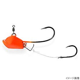 超三笠テンヤ タングステンver 6号 クレイジーオレンジ [VCM-0601]【ゆうパケット】