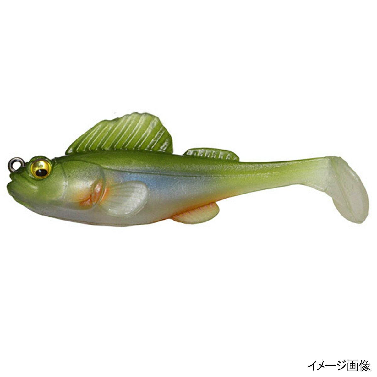メガバス ダークスリーパー 3インチ 3/8oz ハナハゼ【ゆうパケット】
