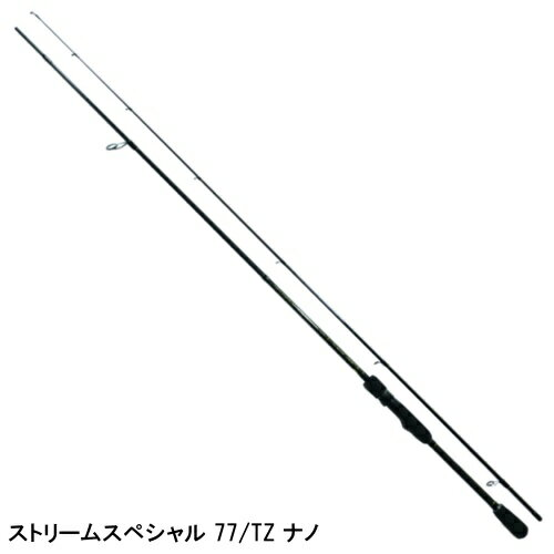 ヤマガブランクス ブルーカレント ストリームスペシャル 77/TZ ナノ