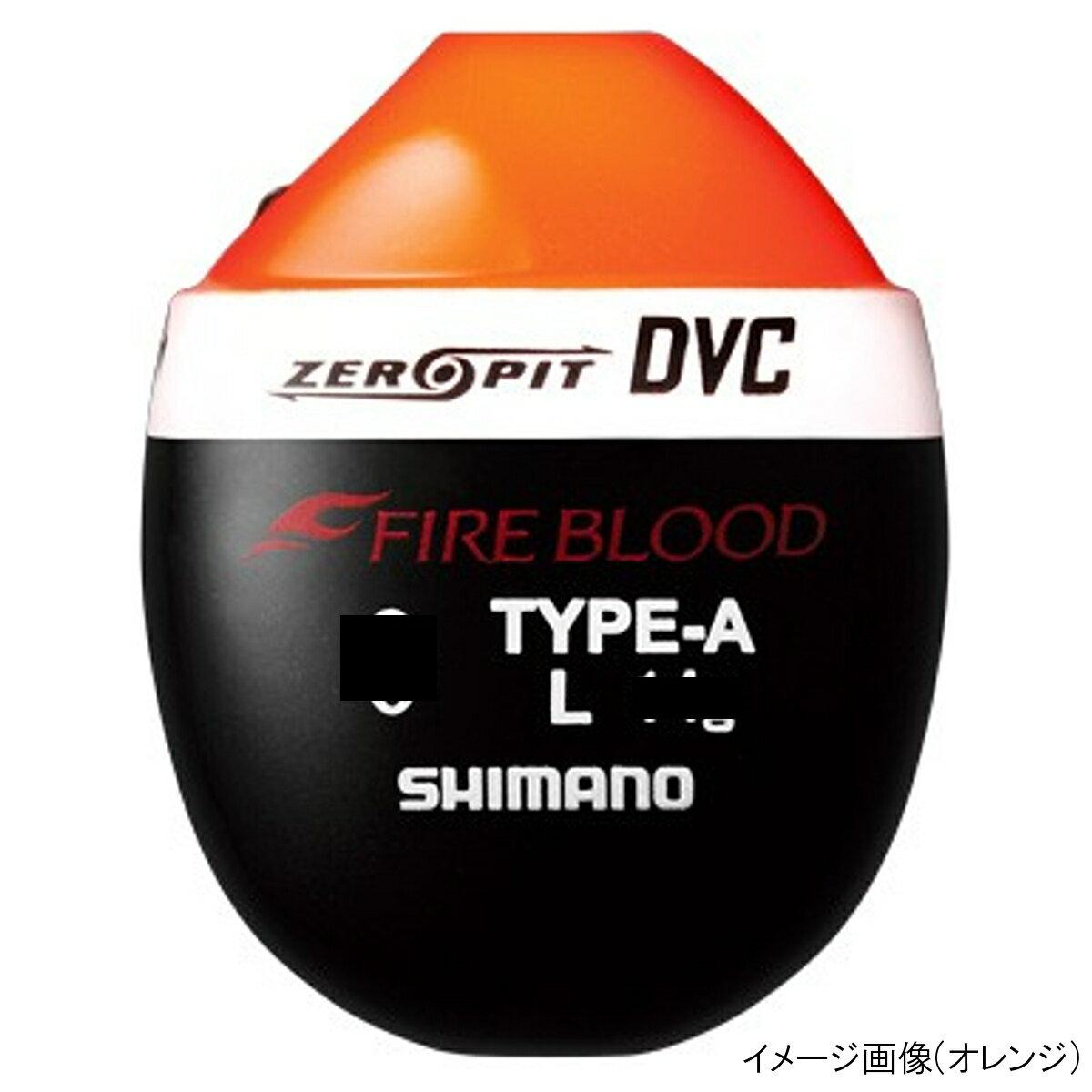 シマノ ファイアブラッド ゼロピット DVC TYPE-A FL-112P L 0 オレンジ【ゆうパケット】