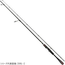 【12/5 最大P50倍!】シマノ ゾディアス 2ピースシリーズ 264L-2(バスロッド) [2020年モデル]