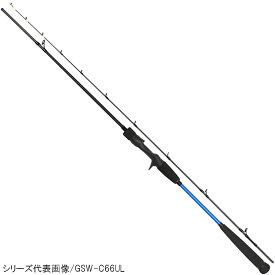 【11/25 最大P42倍!】ジャッカル GSW-C68SUL