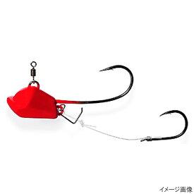 超三笠テンヤ タングステンver 6号 クレイジーレッド [VCM-0604]【ゆうパケット】