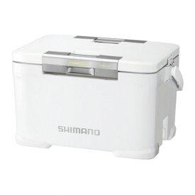 シマノ フィクセル リミテッド 300 ピュアホワイト [NF-230U] クーラーボックス
