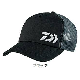 Daiwa half mesh cap DC-64008-free black