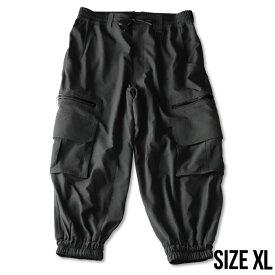 オライオ Oraio フィッシングジョガーパンツ XL 1.BLACK