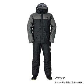 【期間限定45%OFF】 ダイワ 防寒スーツ DW−3520 ブラック L 代引決済不可/キャンセル不可/返品不可/