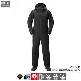 【期間限定45%OFF】 シマノ スーツ RB−017Tブラック L 代引決済不可/キャンセル不可/返品不可/