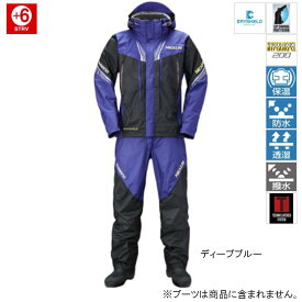 【期間限定50%OFF】シマノ スーツ RT−125Rディープブルー L【訳あり 売り尽し】 1909tokka5