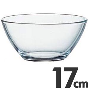 アルコロック Arcoroc【ガラス製】 コスモス サラダボール(サラダボウル) 17cm 00655(68144)