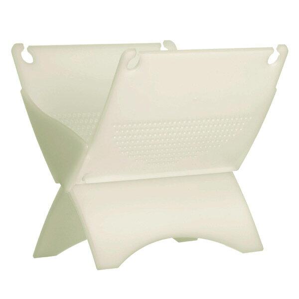 岩谷マテリアル kcud(クード) 生ゴミ水切り器 ホワイト KUDGDS