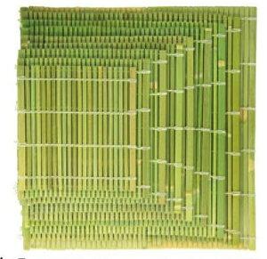 神堂 竹のたより 和せいろ用 せいろすだれ角型(尺1用) 1枚
