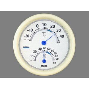 タニタ 温度計 温湿度計 TT-513 (ホワイト)