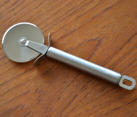 ピザカッター SUPREME 18-10ステンレス製 キッチンヘルパー S-113-04【送料無料】【メール便発送】