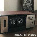 SLOWER/スロウワーBRADHAM(ブラハム)フリップデスククロックパタパタ時計(置き時計)