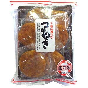関口醸造 お醤油屋さんのつけやき(国産米100%使用) 8枚×6入