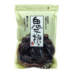 ミヤト製菓 鬼平糖 黒 240g×10入