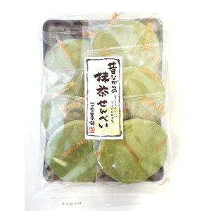 こめの里本舗 抹茶煎餅 7枚×10入