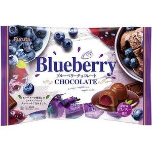 フルタ製菓 ブルーベリーチョコ 18個×8入