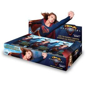 スーパーガール シーズン1 トレーディングカード(海外版) 24パック入ボックス / Cryptzoic Supergirl season1 Trading Card