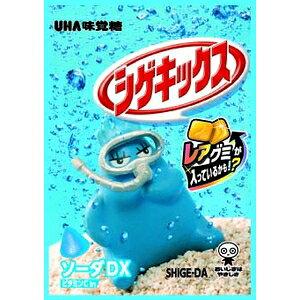 UHA味覚糖 シゲキックス ソーダDX 20g×10入