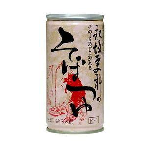 永坂更科 そばつゆ缶 190g×15入