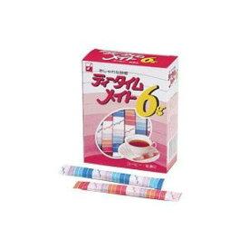 三井製糖 スプーン ティータイム 6g×40袋×10入
