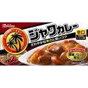 ハウス食品 ジャワカレー(辛口) 185g×10入