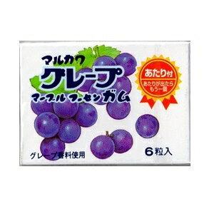 丸川製菓 グレープマーブルガム 33入
