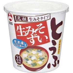 旭松食品 カップ生みそずい 合わせとうふ 6入
