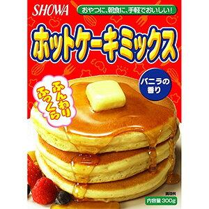 ポイント消化 昭和産業 ホットケーキミックス 300g×5入