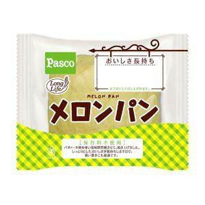 パスコ メロンパン 10入